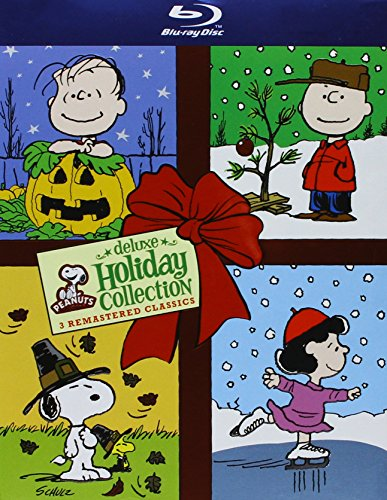 Peanuts Holiday Collection (A Charlie Brown Christmas / It's the Great Pumpkin, Charlie Brown / A Charlie Brown Thanksgiving) -