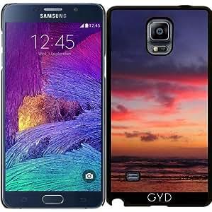 Funda para Samsung Galaxy Note 4 (N910) - Playa De Kauai by loki1982