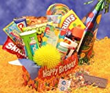 Deluxe Happy Birthday Care Package for Boys