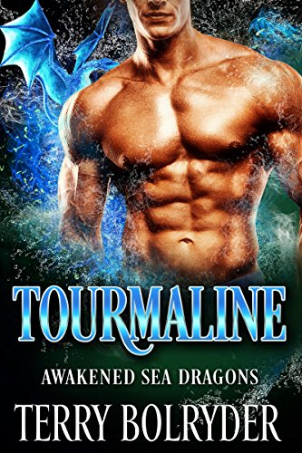 Tourmaline (Awakened Sea Dragons Book 2) cover