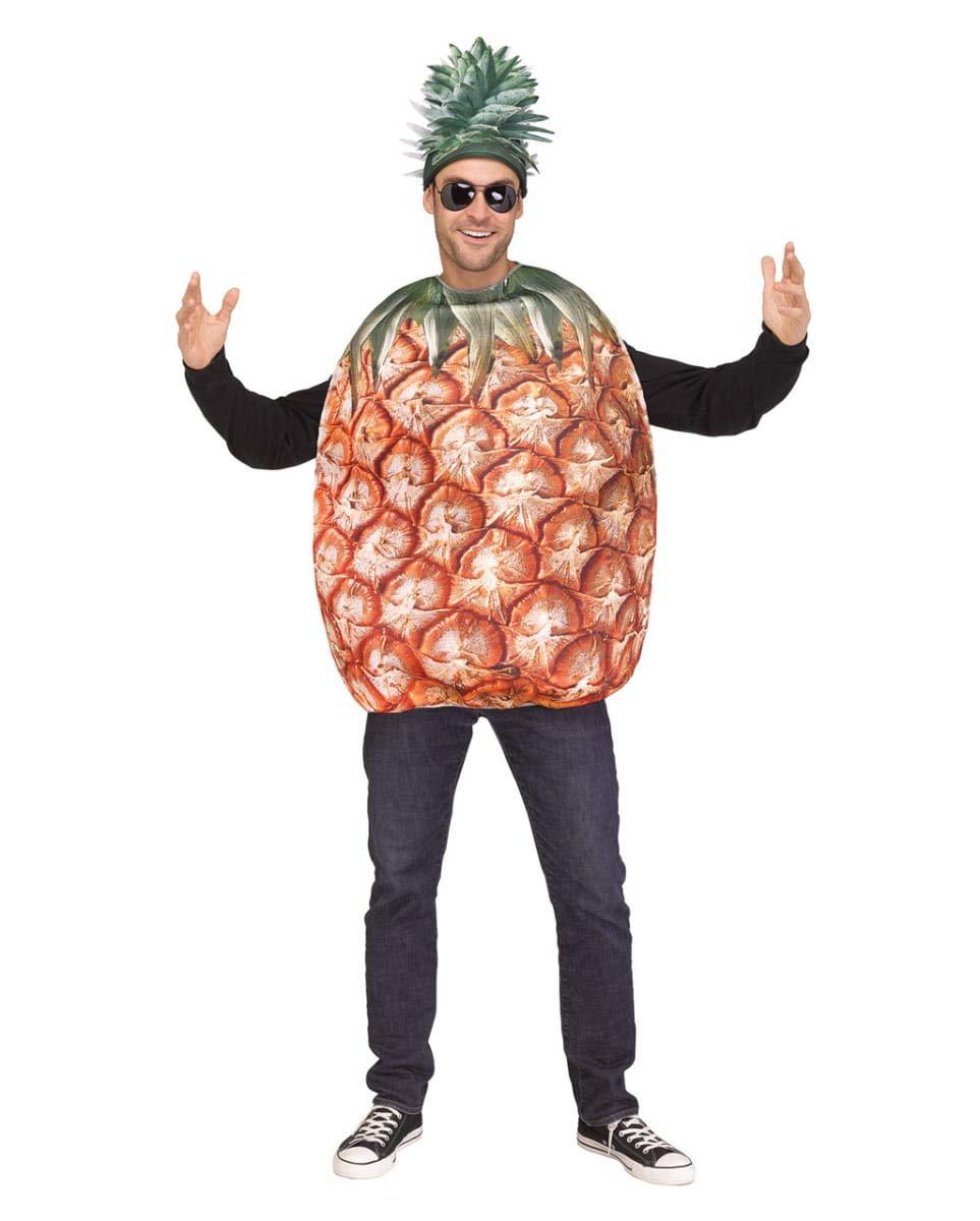 Horror-Shop Witzige Ananas Verkleidung Verkleidung Verkleidung für Erwachsene 464b8b