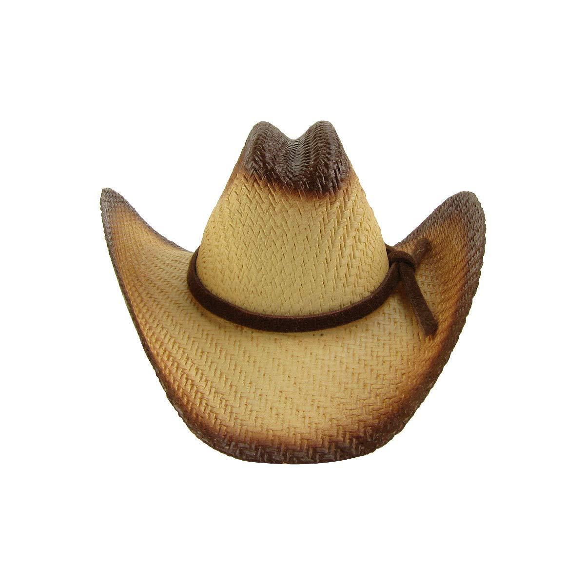 ROX Luxury House Straw Hat Keychain Western Car Key Ring Keyring Fashion/Puse Charm Wedding Favor