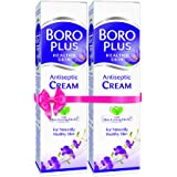 Boro Plus Antiseptic Cream, 80ml Pack Of 2,160 ml