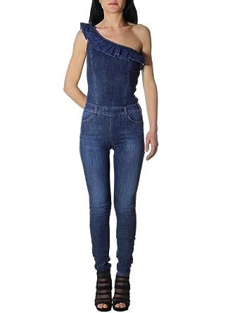 reputable site 01bfa bbaad Femmes de Liu Jo salopette Jeans Printemps/Ete 2018 MainApps ...