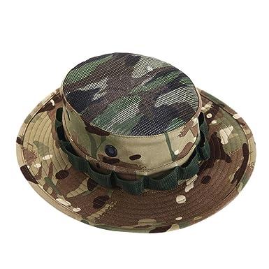 Tortor 1Bacha Infant Baby Kid Camo Bucket Hat UV Sun Hat Chin Strap Unisex  2- 0ea1b49ee5b