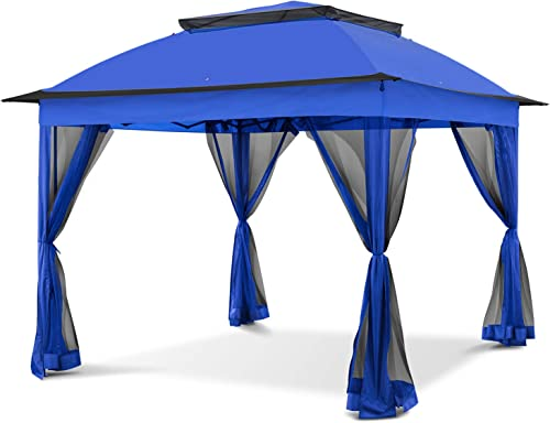 COOL Spot 11'x11' Pop-Up Gazebo Tent Instant