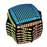 QTMY World First Mass Produced 13x13x13 Speed Magic Cube Puzzle Black