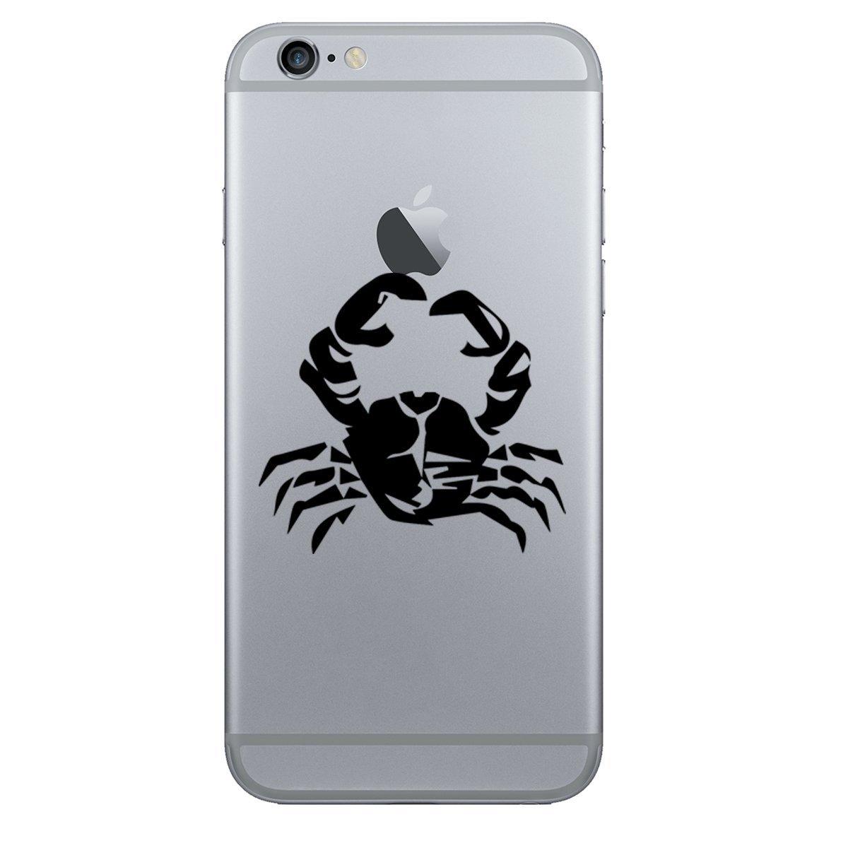 Amazon com: (2x) StickAny Phone Series Crab Grabbing Sticker for
