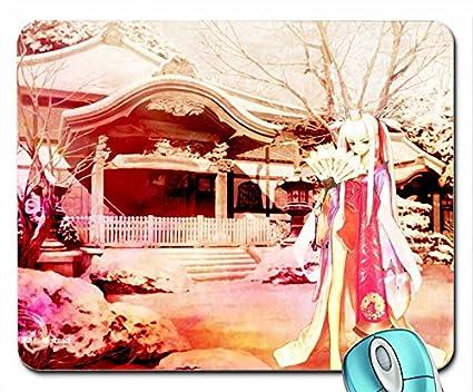 Tony Taka Anime Ecchi Hayate No Gotoku Yuri Sanzenin Nagi 1680 x 1050 wallpaper mouse pad