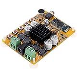 KKmoon Amplificateur Module Numérique Sans Fil, TDA7492 4.0 50W+50W 2 Canaux Bluetooth 4.0 Récepteur Audio