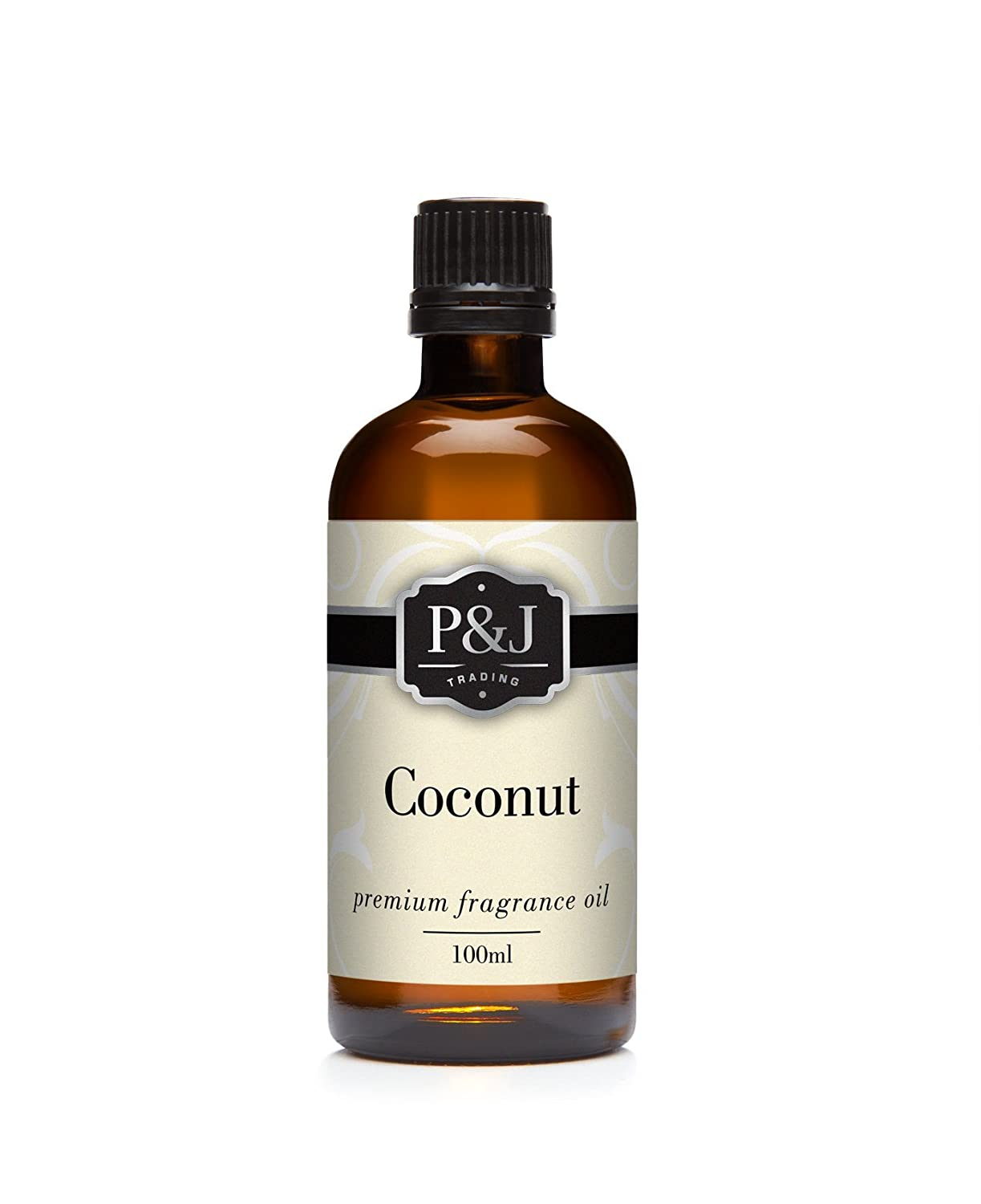 Coconut Fragrance Oil - Premium Grade Scented Oil - 100ml/3.3oz