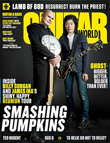 Guitar Magazine World (Guitar World (1-year auto-renewal))