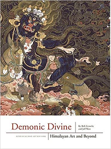 Book Demonic Divine: Himalayan Art and Beyond