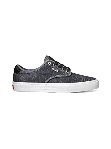 0d8e774b71 Image Unavailable. Image not available for. Color  Vans Chima Ferguson Pro  Mens Skateboarding Shoes Static Black 6.5 M ...
