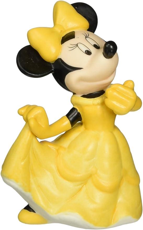 Precious Moments I Am Caring Bisque Porcelain Figurine Disney Showcase Collection 133701 Precious Moments Inc.