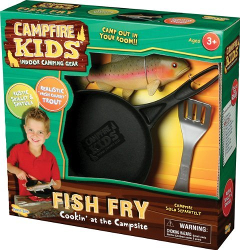 Insect Lore Campfire Kids Fish Fry - Trout