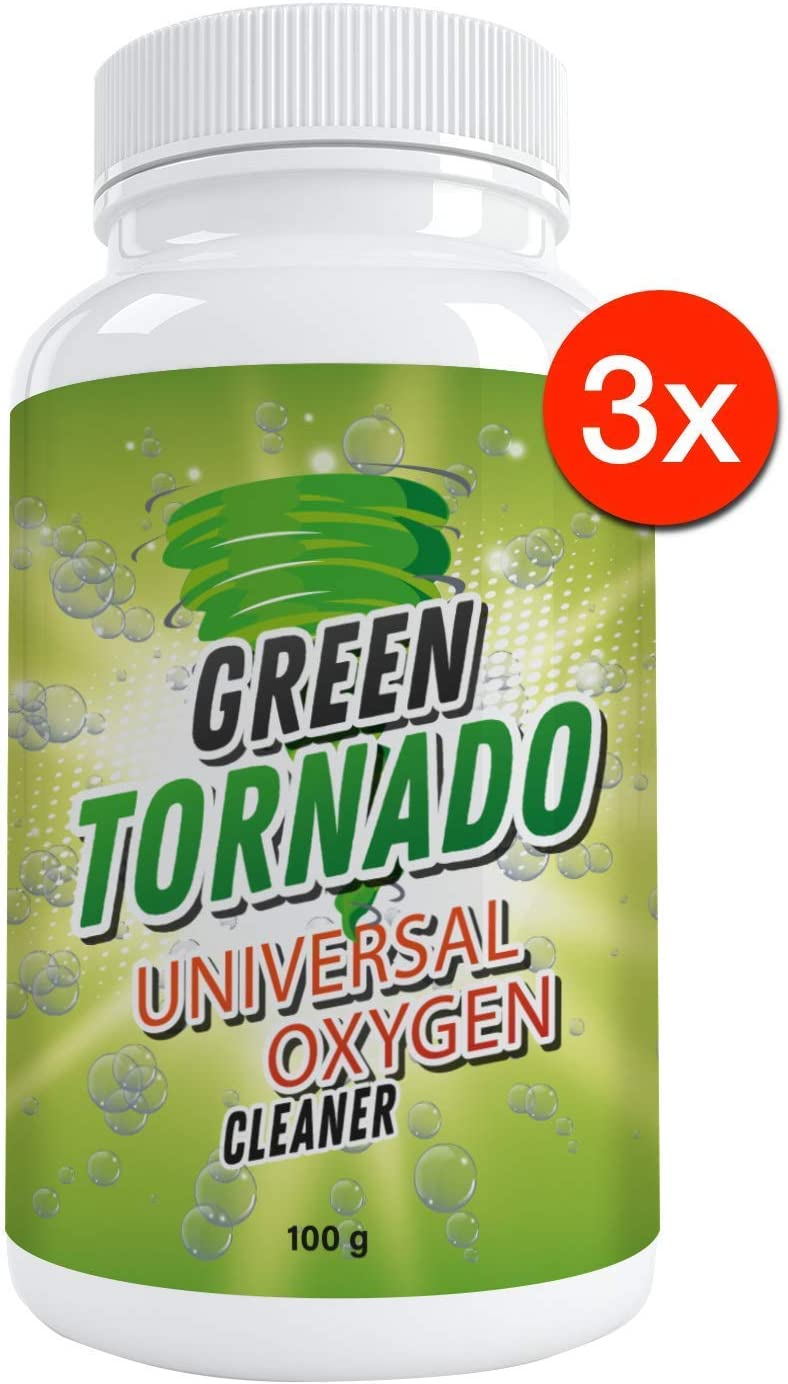 green tornado magischer oxygen reiniger