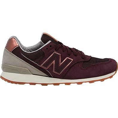 premium selection 5674e 3a813 Amazon.com   New Balance 696 NB Grey Womens Classic ...