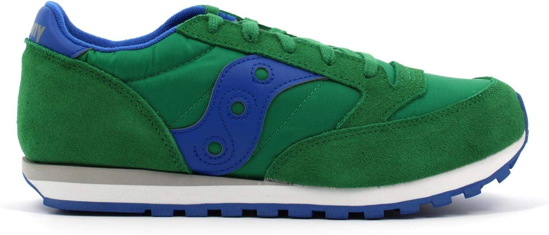 Saucony Calzature Sneaker SK261577 GB Green Blue