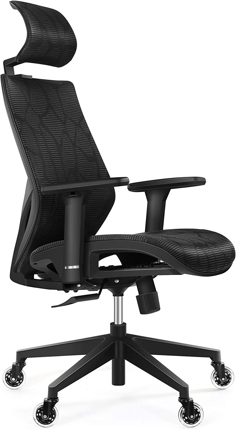 4. Tribesigns Ergonomic Office Chair – Best Computer Chair