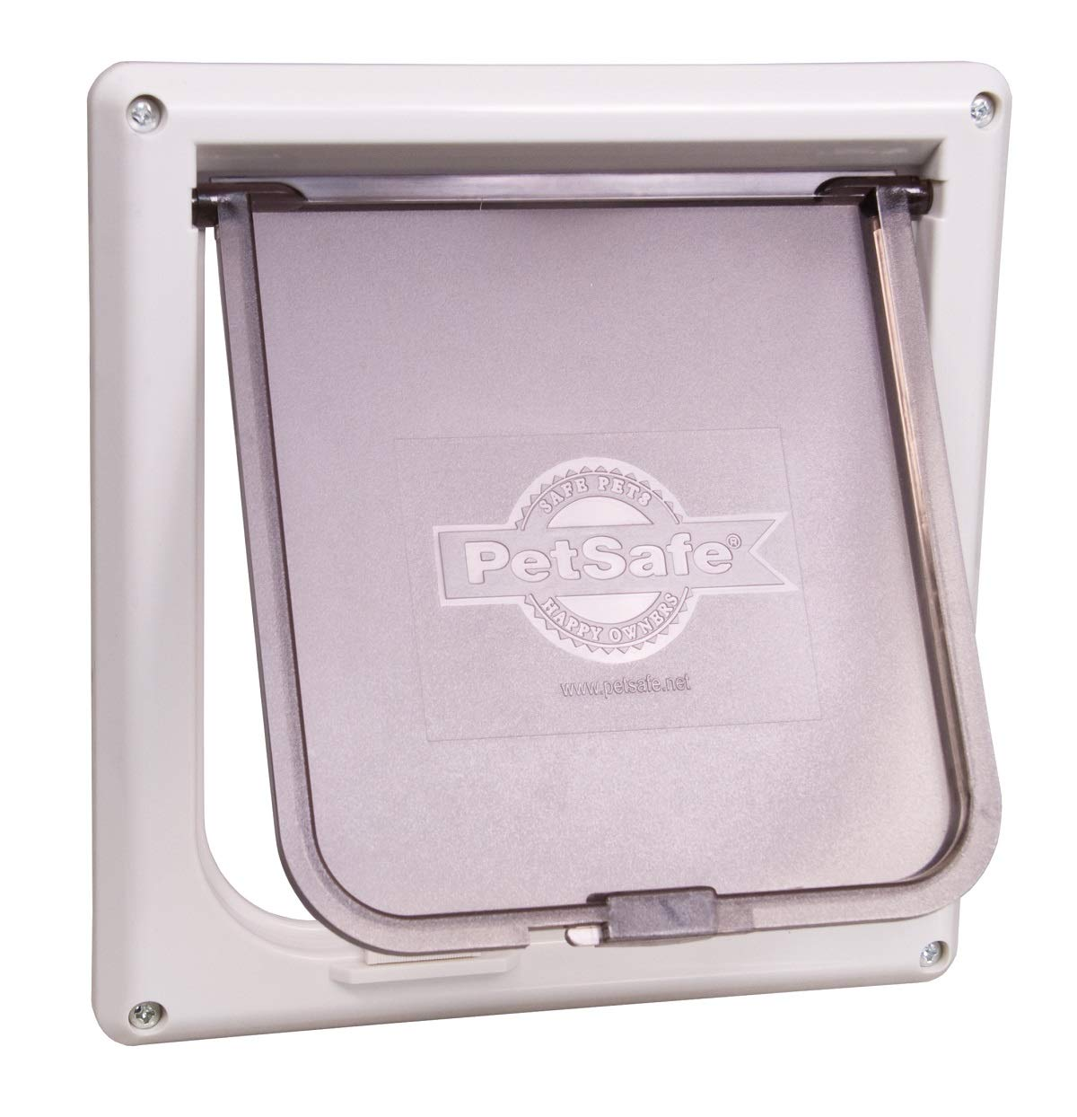 PetSafe Interior 2-Way Locking Cat Door, White product image