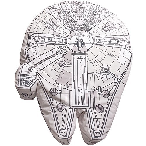 Star Wars Millenium Falcon Bean Bag Cover - World Wide Exclusive