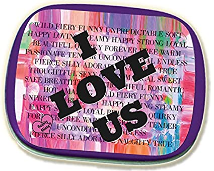 Amazon i love us mints cute gift for girlfriend sentimental i love us mints cute gift for girlfriend sentimental anniversary gifts sweet stocking stuffers for negle