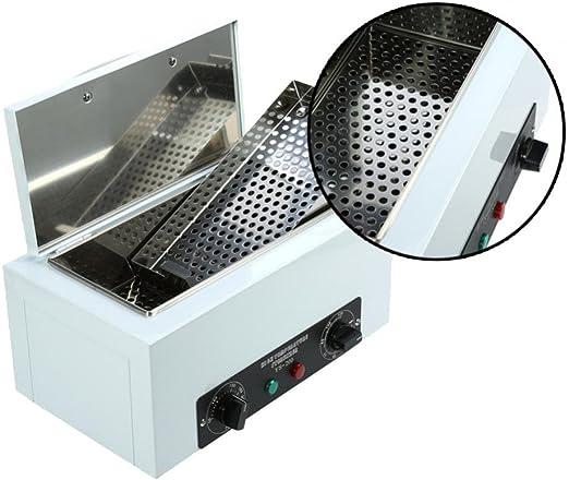 Esterilizador de alta temperatura Sirve para esterilizar material ...
