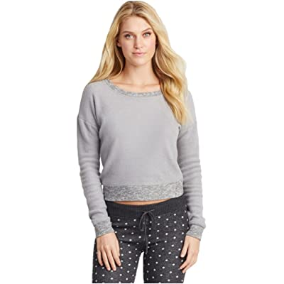 Aeropostale Womens Super Soft Sweatshirt: Clothing