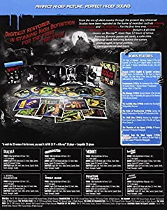 Universal Monsters: The Essential Collection [Blu-ray] from Universal Studios