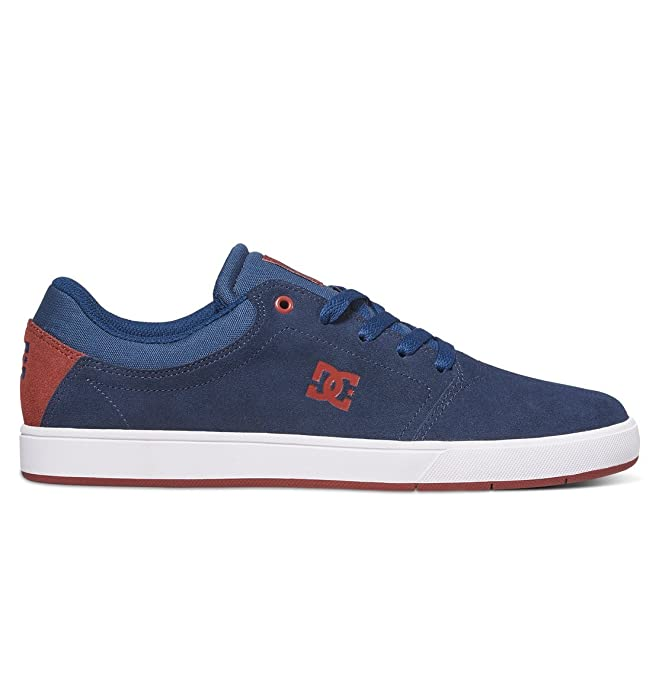 DC Shoes Crisis Sneakers Skateboardschuhe Herren Erwachsene Blau (Insignia Blue)