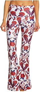 product image for Onzie Flare Pant High Rise 2045 Old Havana