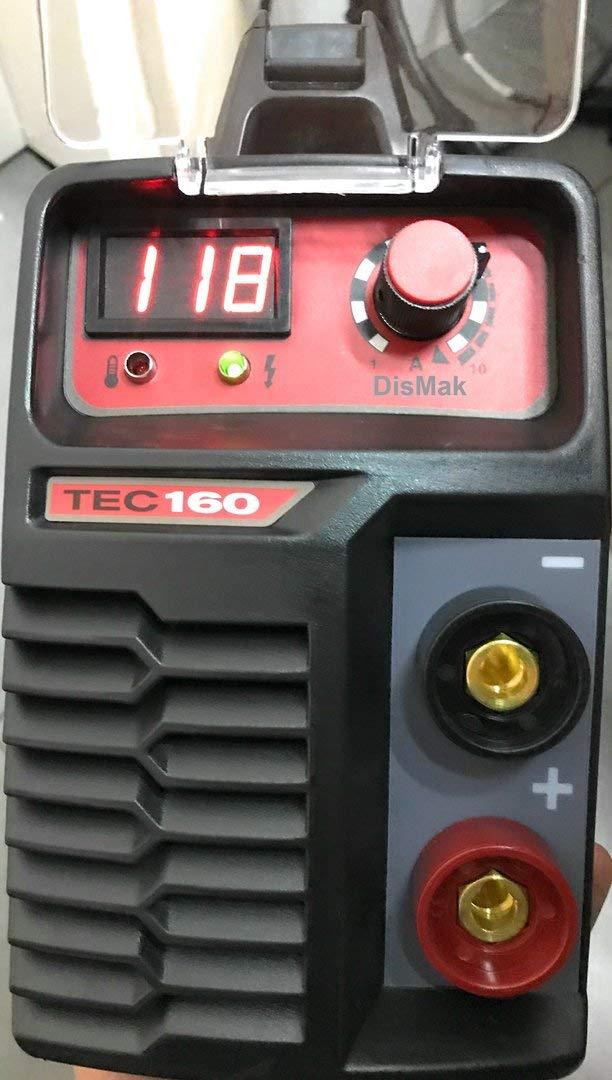 Soldadora electrodos inverter 160A product image