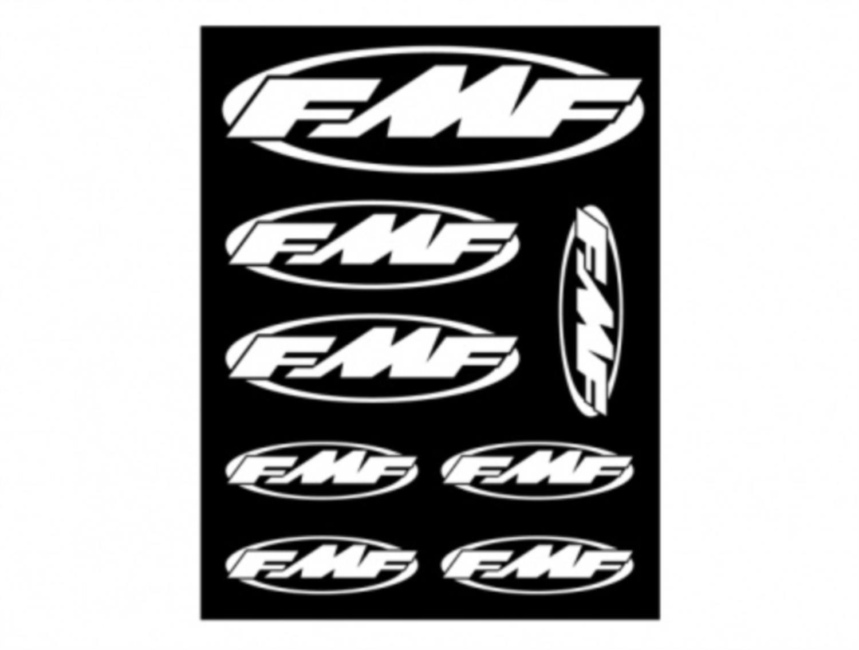 FMF Racing 10598 Sticker Sheet