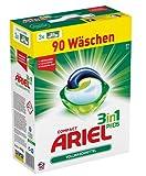 Ariel 3 in 1 Pods Vollwaschmittel, 1er Pack (1 x 90 Waschladungen)