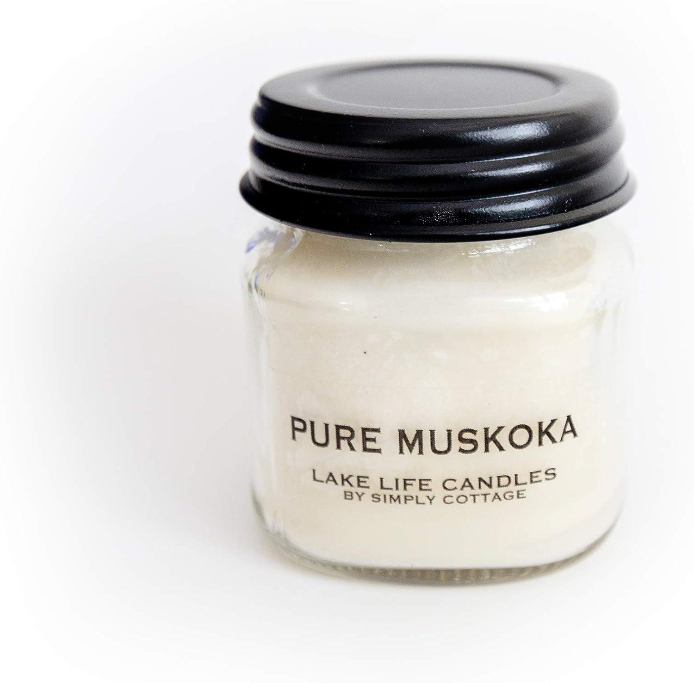 10oz Candle Pure Muskoka