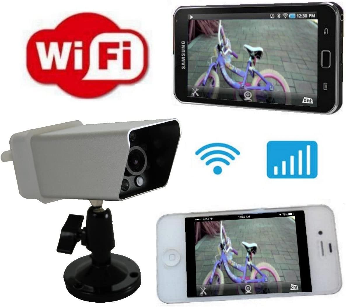 4UCam Portable WiFi Backup Camera for iPhone/iPad and Android