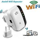 Extensor de red WiFi 300Mbps Mini Wireless Extensor de Rango 0551