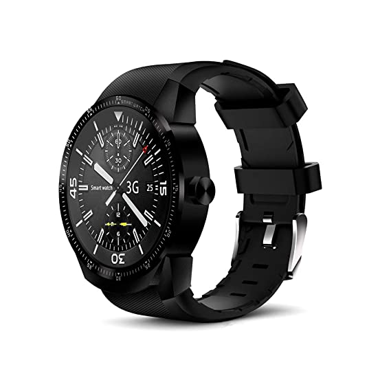 Amazon.com: Indigi New Universal 3G SmartWatch for Android ...