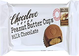 product image for Chocolove Peanut Butter Cups Milk chocolate, 1.2 oz