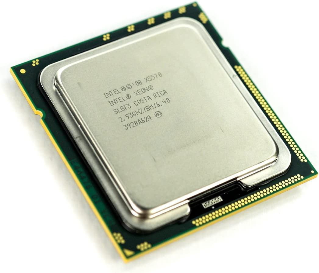 Intel 2.93GHz Xeon X5570 Quad Core 1333MHz 8MB L2 Cache Socket LGA1366 SLBF3