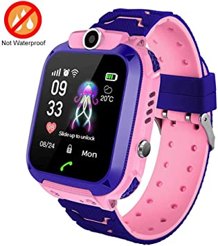 Amazon.com: FOONEE Kids Smartwatch with GPS Tracker ...