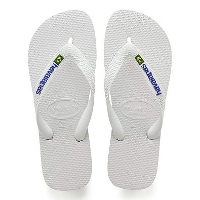 50% off pick up best value Havaianas Brasil Logo, Unisex Adult's Flip Flops: Amazon.co.uk ...