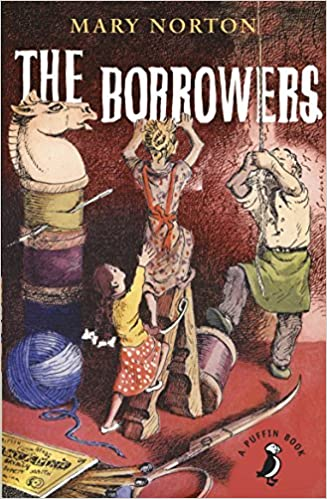 Bildergebnis für The Borrowers book