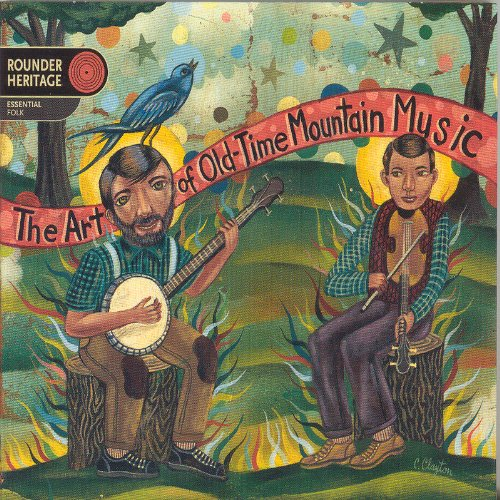 - Art Of Old-Time Mountain Music