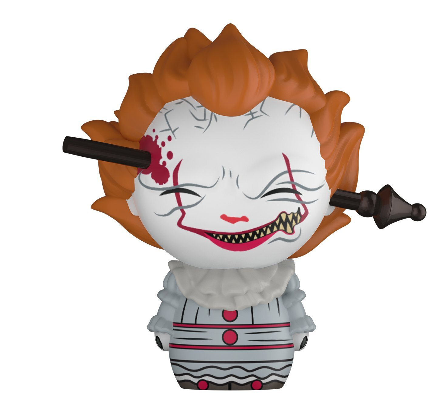 Funko Dorbz: Horror W5-Pennywise with Wrought Iron Collectible Figure, Multicolor 32347