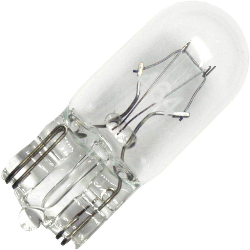 657 28V .08A T3-1//4 Wedge Base Light Bulb