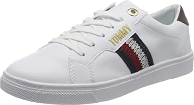 Tommy Hilfiger Lace Up Sneaker Womens
