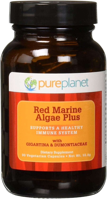 Pure Planet – Red Marine Algae Plus