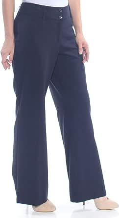 Alfani Womens Ponte Short Dress Pants